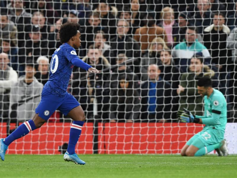 Chelsea may miss out on top four, Willian warns