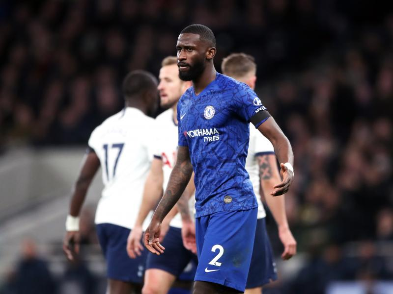 Antonio Rudiger speaks out after alleged racist abuse suffered in Chelsea win over Spurs