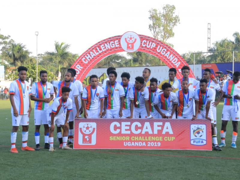 Seven Eritrea players missing after CECAFA Championship