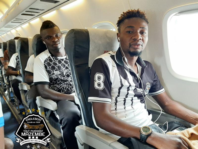Zambian midfielder leaves TP Mazembe, Set to join PSL outfit