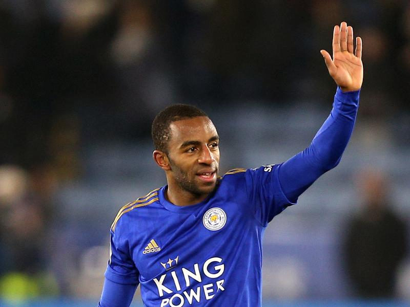 Leicester City's Pereira set to play today after 9 months on the sidelines