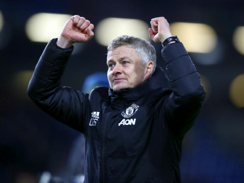 Solskjaer equals Jurgen Klopp and Jose Mourinho's record with win over Manchester City