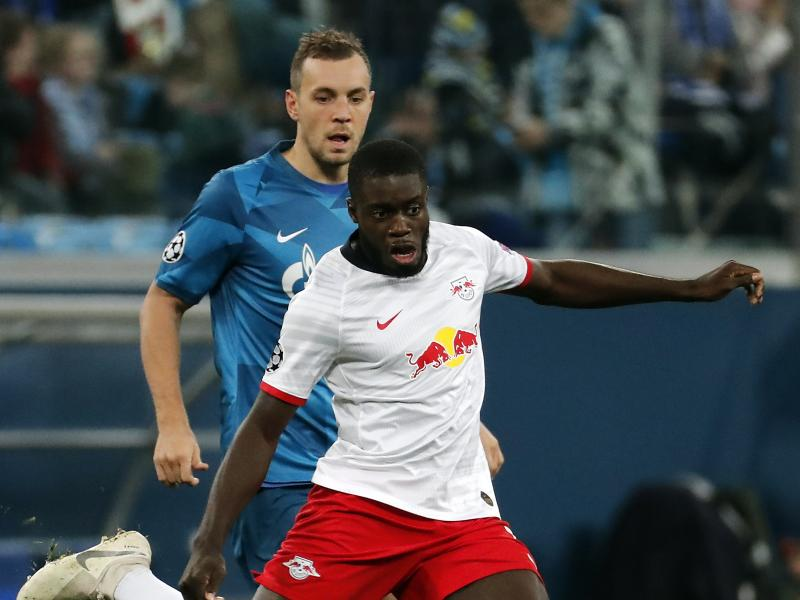 Arsenal target Upamecano wants summer move