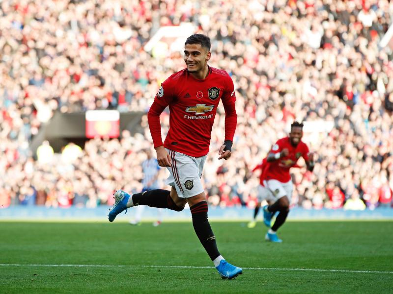 🚨 Man United's Andreas Pereira joins Lazio