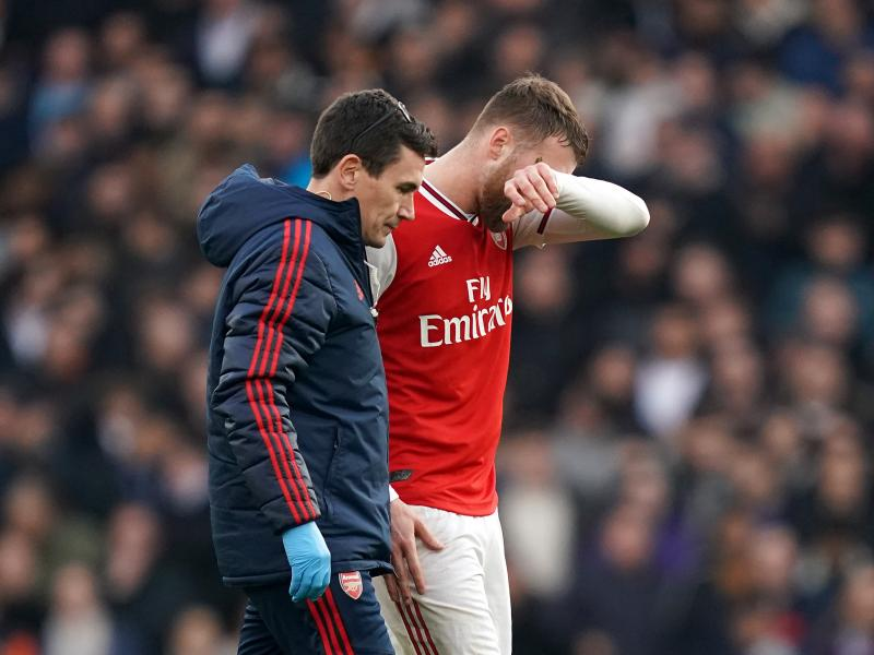 Injury update: When Arsenal's injured players are expected back