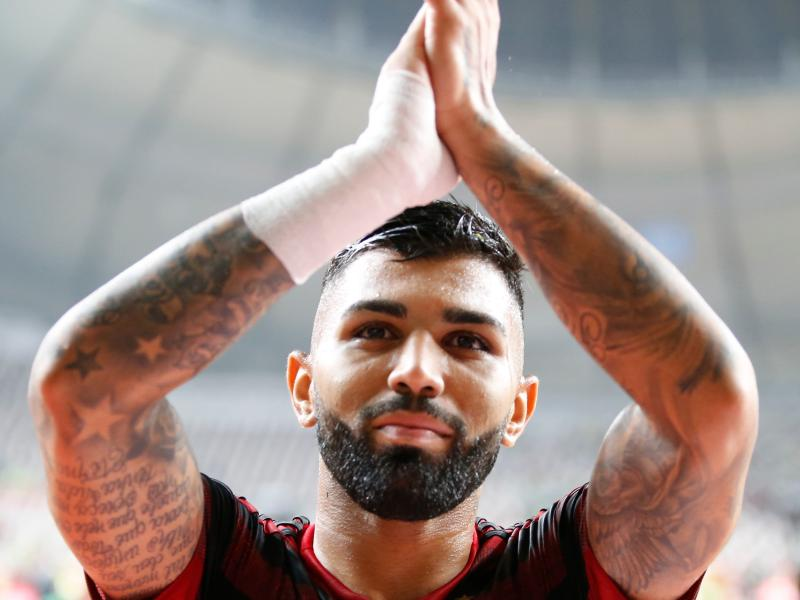 On his way to the English PL? Gabigol drops farewell hint to Flamengo