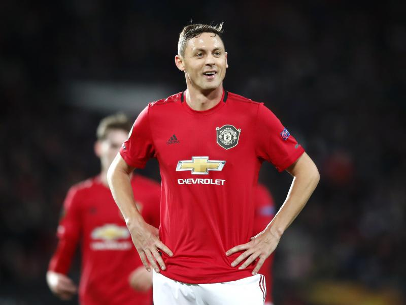 Matic: Why I had to fine Harry Maguire