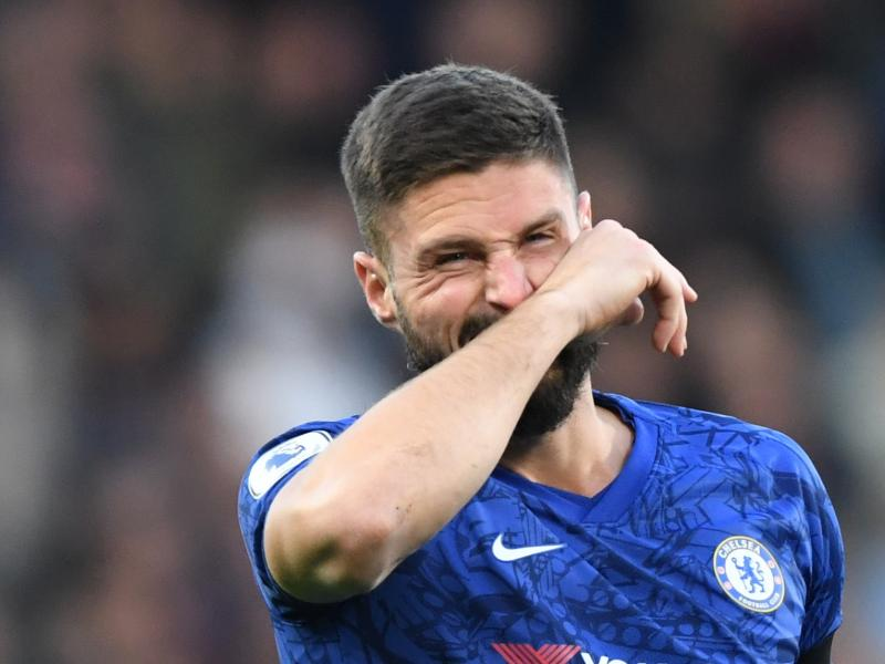 Giroud 'not worried' with Timo Werner's arrival at Chelsea