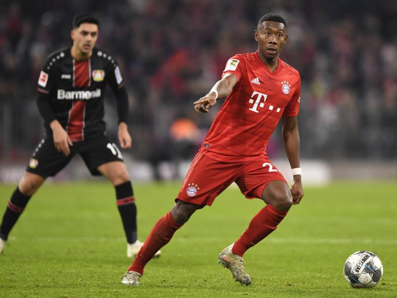Chelsea target David Alaba hints at Premier League move