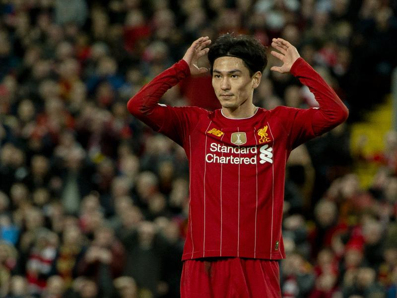 TEAM NEWS: Salah benched, Minamino starts for Liverpool against Crystal Palace