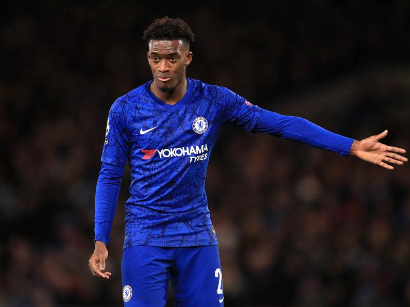 Hudson-Odoi will get his 'chance', says Lampard
