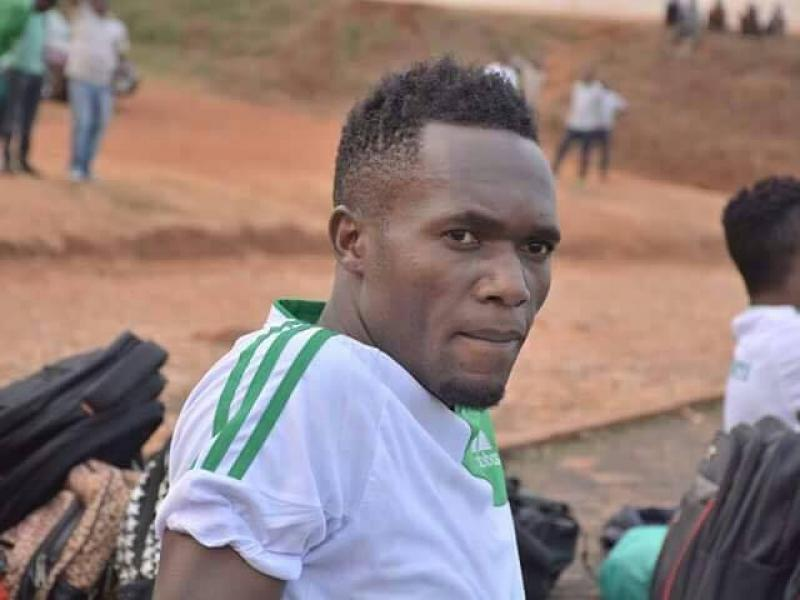 Kiyovu Sports Club have blocked Benson Ociti's move to Canadian club