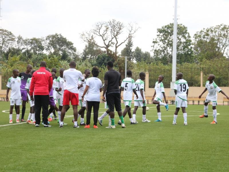 Kenya U16 team set for MIC Tournament in Spain
