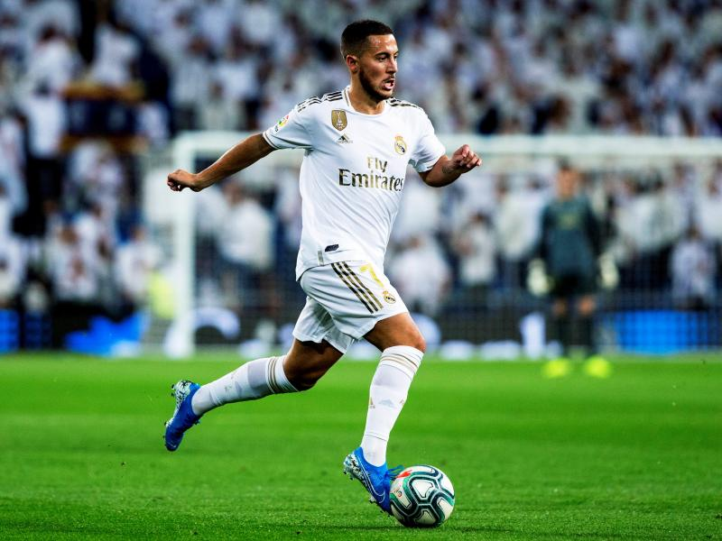 Hazard set to return ahead Real Madrid's encounter with Celta Vigo