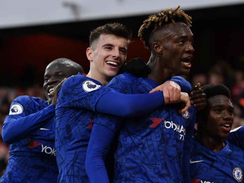 Tammy Abraham vows to fight for a place in Chelsea team