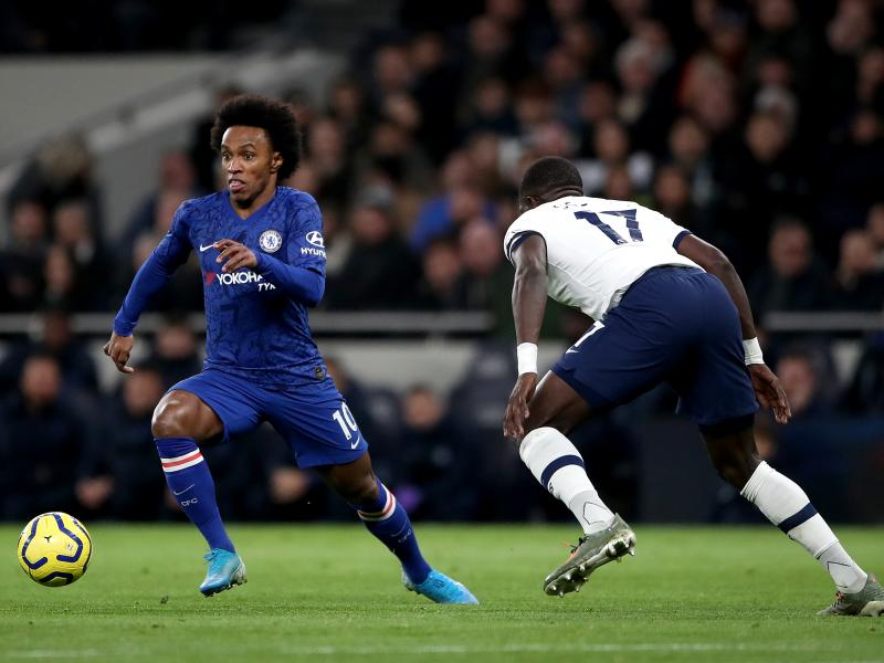 Chelsea winger Willian opens up on contract impasse