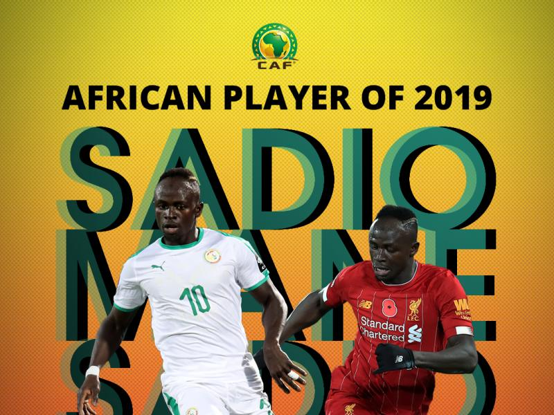 Image result for sadio mane African Footballer of the Year