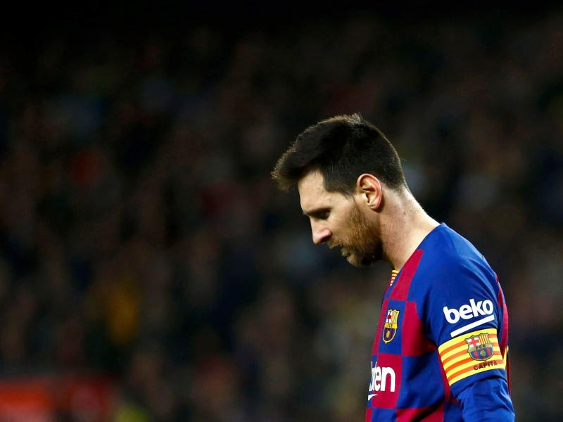 Messi drops message to Valverde after Barcelona sacking