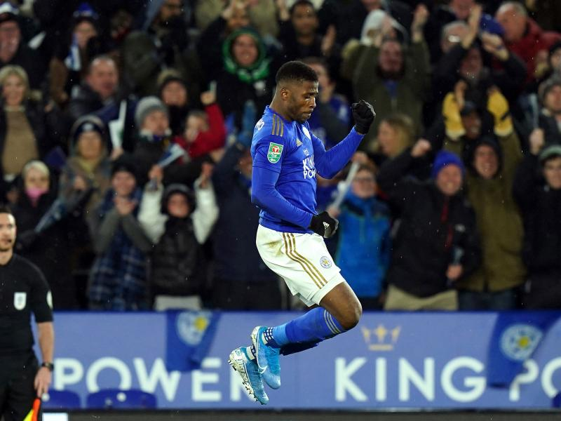 📝 Leicester City 1-1 Aston Villa: Iheanacho cameo means it's all square heading into the 2nd leg