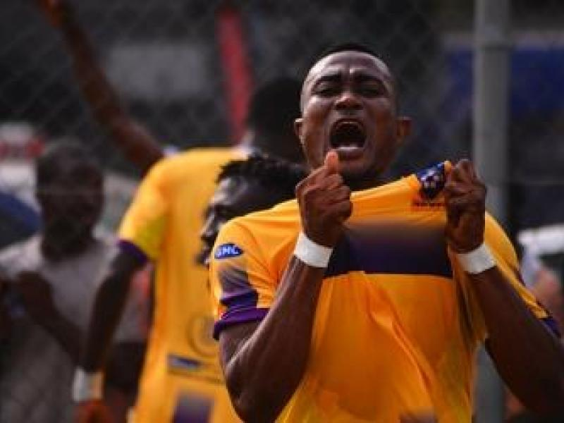 Prince Opoku Agyemang wants to win Ghana Premier League title with Medeama SC