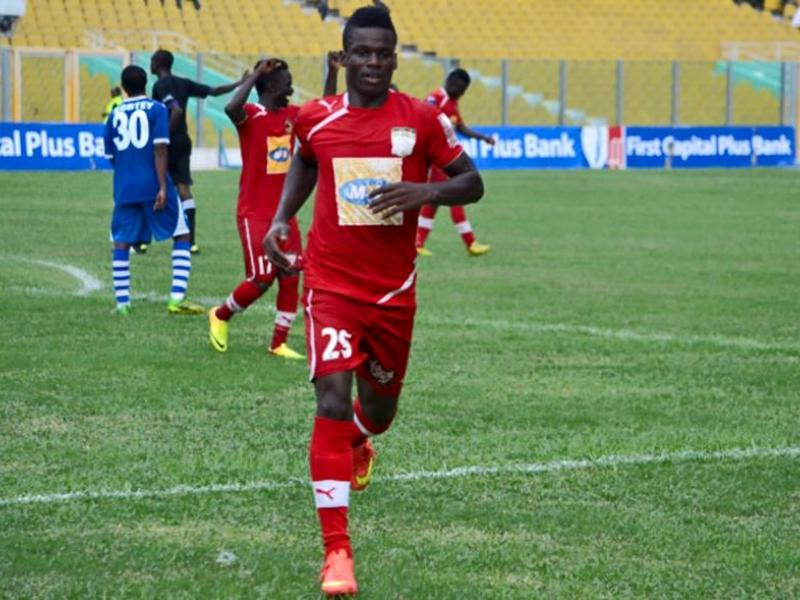 Asec Mimosas striker Ahmed Toure set for Ghana Premier League return