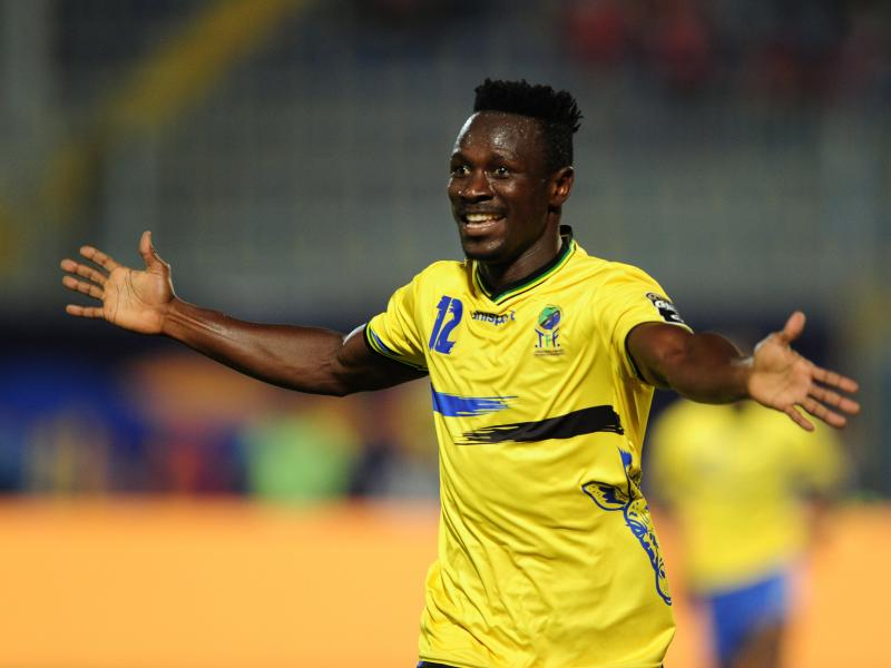 Tanzania midfielder Simon Msuva set to join Portuguese giants Benfica