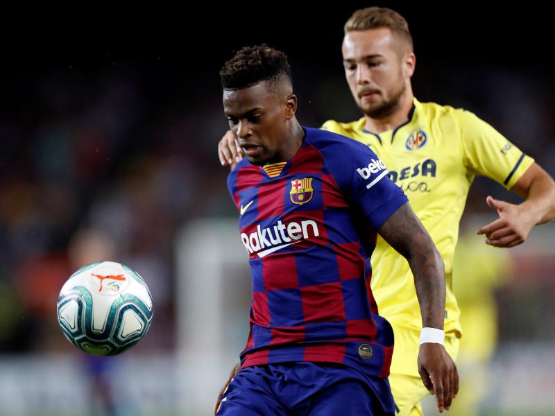 Barcelona line up replacements for Wolves bound Nelson Semedo
