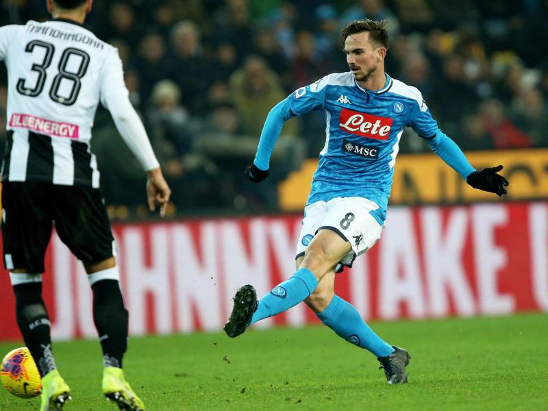 Reports: Man City join race to sign Napoli's Fabian Ruiz