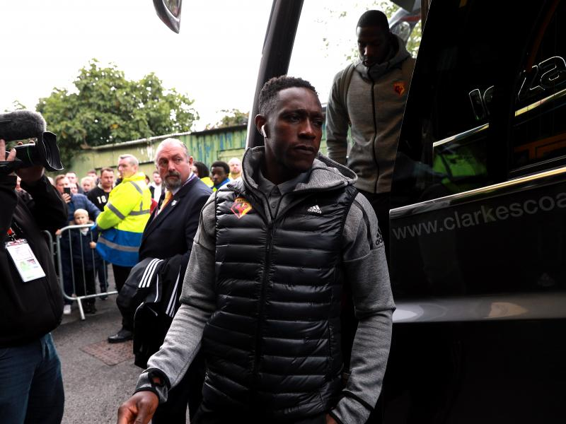 Watford confirm Danny Welbeck's release on free transfer