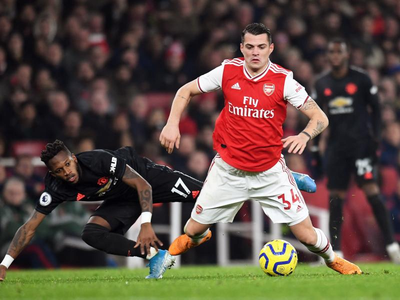 🚨 TEAM NEWS: Xhaka, Pepe and Ceballos return to Arsenal's starting XI, Partey benched against Molde
