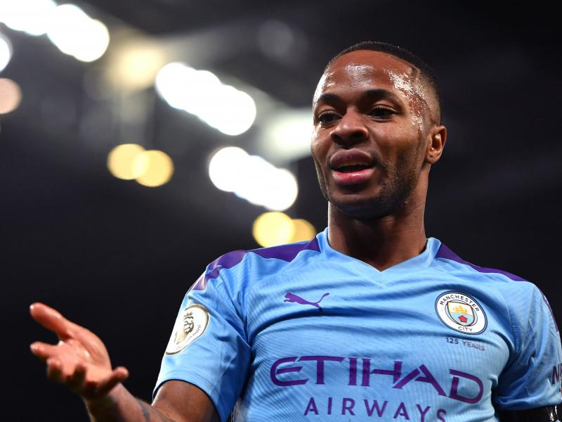 Manchester City's Raheem Sterling to launch foundation for disadvantaged children