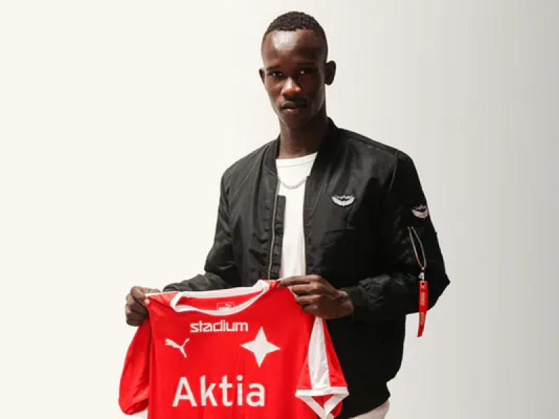 Sydney Lokale completes six-month loan deal to Finnish side