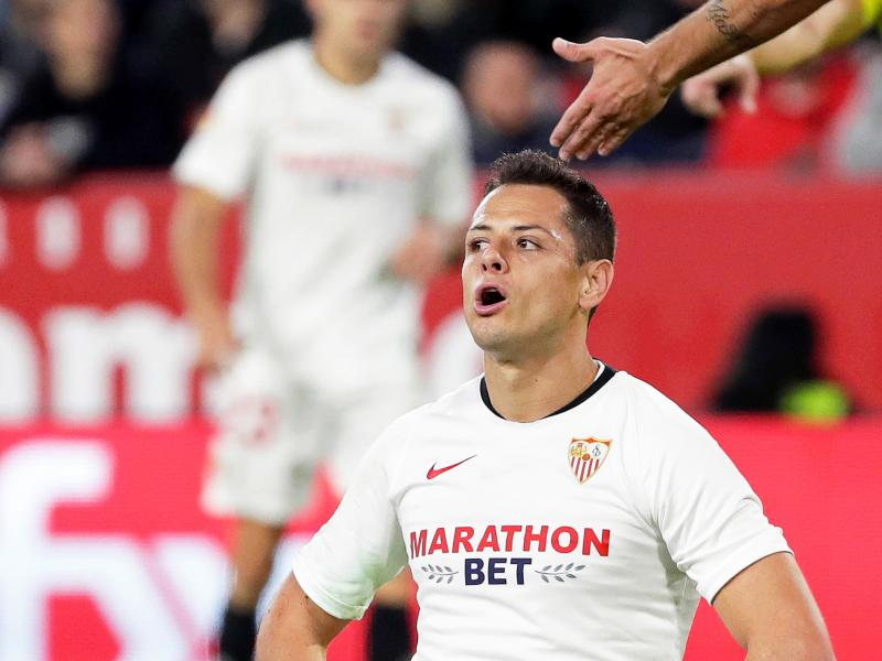 Chicharito says Galaxy is a right place at the right time