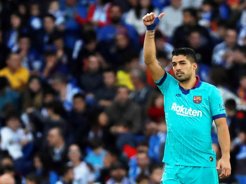 REPORTS: Luis Suarez and two other stars 'to be forced out' of Barcelona