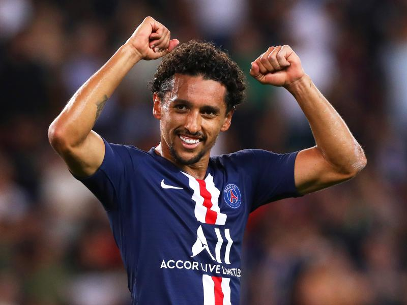 Marquinhos signs PSG contract extension until 2024