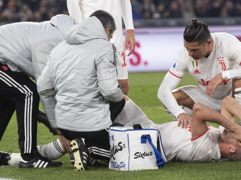 Juventus confirm cruciate ligament damage for Merih Demiral
