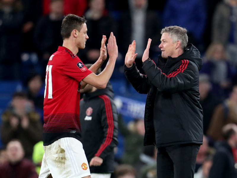 Revealed: Manchester United squad to face Burnley