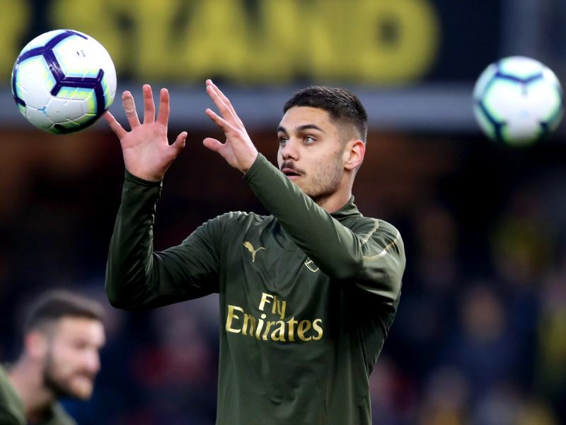 Defender Mavropanos speaks out on his Arsenal future
