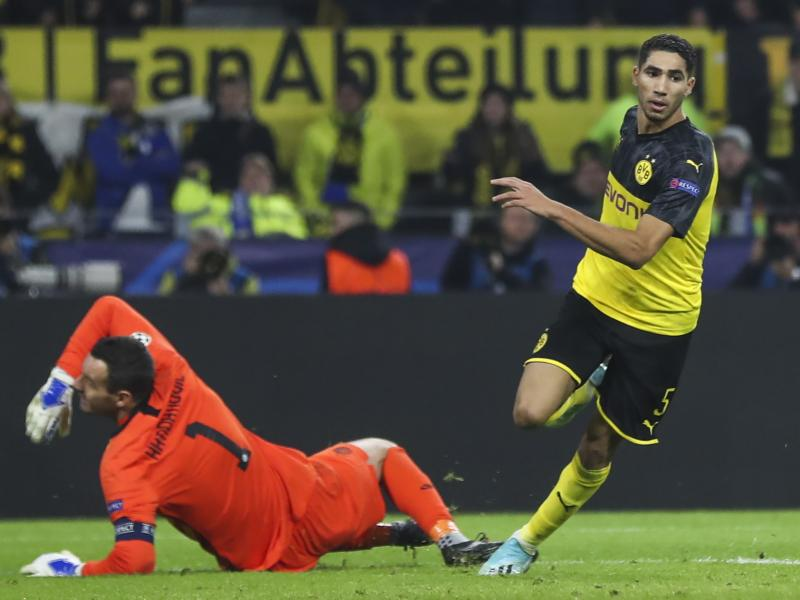 "🇲🇦 Achraf Hakimi gets personal: ""My heart is divided between Madrid and Dortmund"""