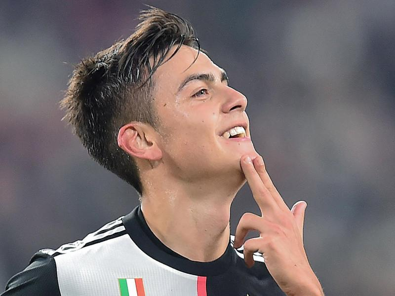 The figures in Juventus' new deal for Dybala