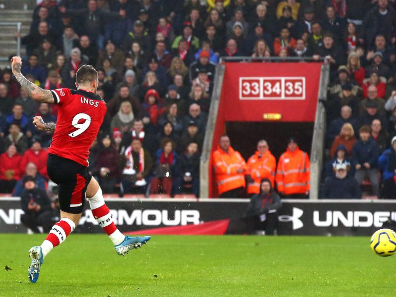 🔴⚫ Ian Wright wants Southampton's Danny Ings to be recalled to England national team