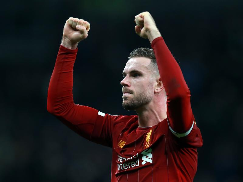 Jordan Henderson says Liverpool 'still hungry for more' despite league glory