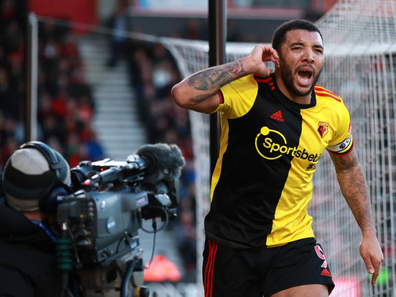 Watford captain Troy Deeney shares his sentiments on football being suspended