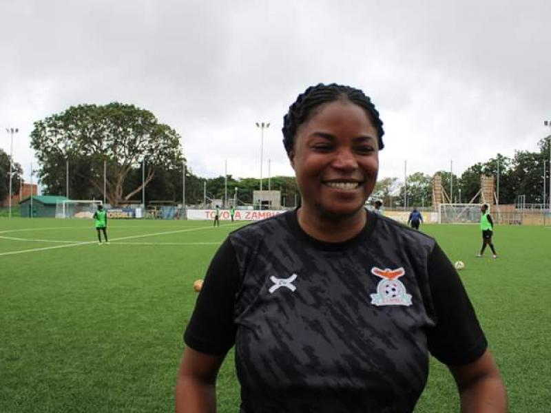 🇿🇲 U20 Women's WCQs: Saili promises fans an exciting game