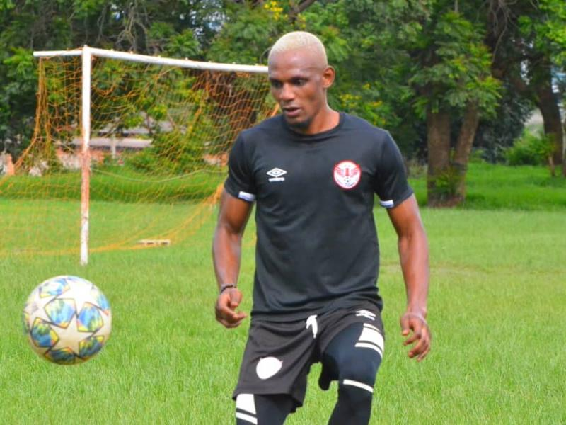 🇿🇲 Mugalu back in training, likely to lead Lusaka dynamos attack against Lumwana