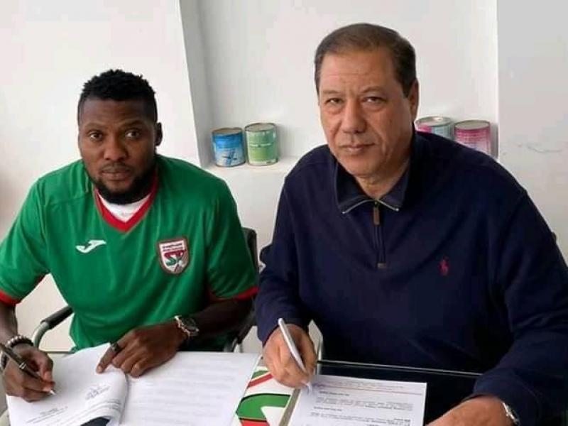 🇳🇬🤝🇹🇳 Lobi's Alimi joins Tunisian club