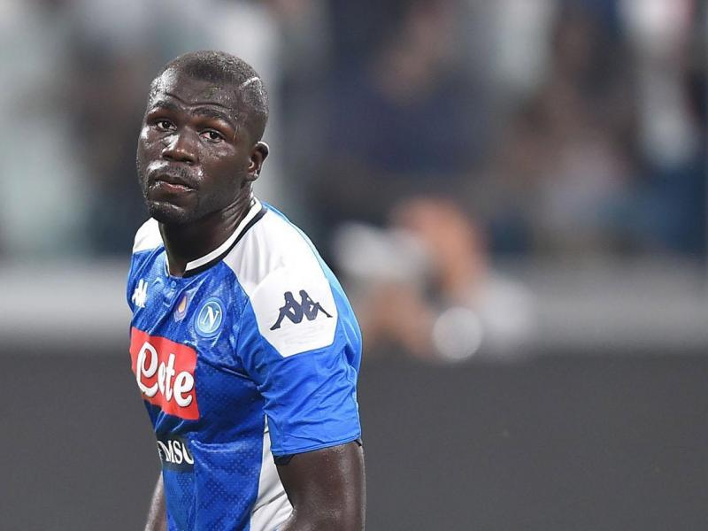 🔵 Napoli's Koulibaly made available for January, but for £100m
