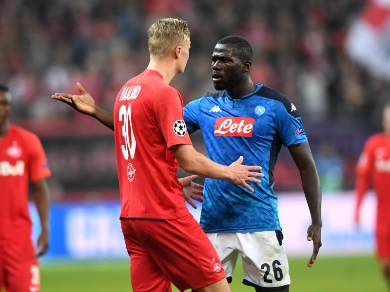 Santini: Koulibaly transfer to Manchester United is all done