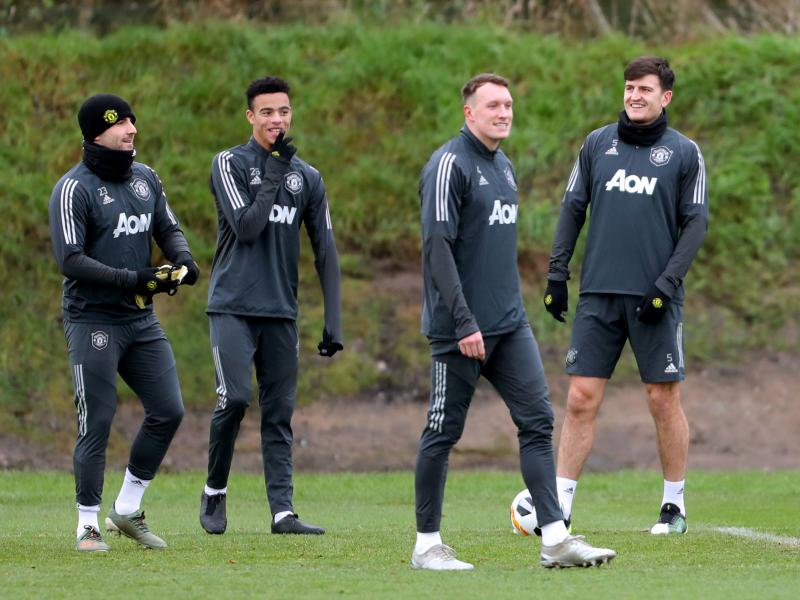 Revealed: Manchester United's squad set to face Liverpool