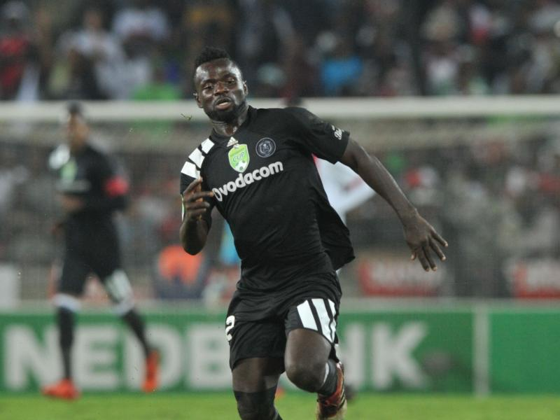 Former Orlano Pirates striker Morrison joins Tanzanian giants